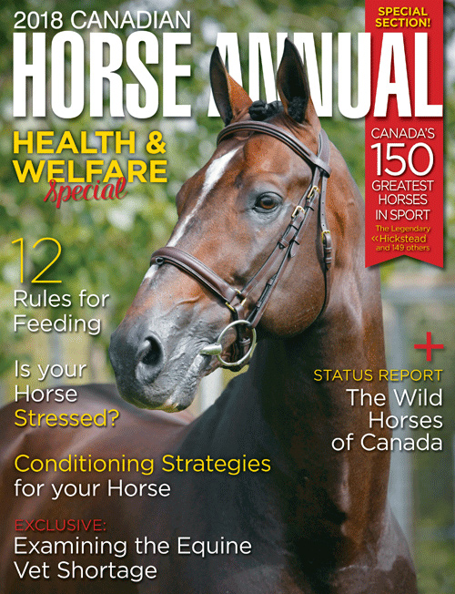 Canadian Horse Annual