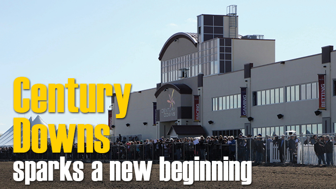 Thumbnail for Century Downs Sparks a New Beginning