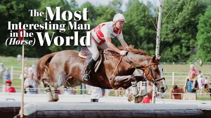 Thumbnail for David Wilding-Davies, Eventer and Adventurer