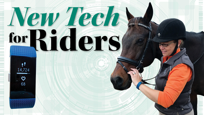 Thumbnail for New Tech for Riders