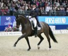 Sweden's Patrik Kittel and Delaunay clinched victory at the fifth leg of the FEI World Cup™ Dressage 2017/2018 Western European League at London Olympia (GBR).