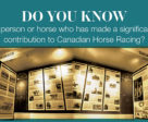 Canadian Horse Racing Hall of Fame
