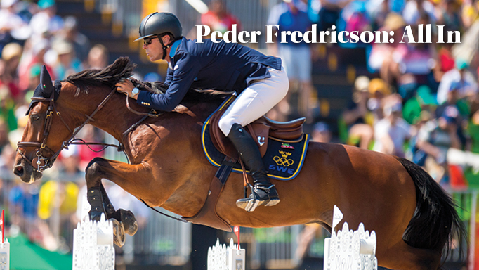 Thumbnail for Peder Fredricson: Newly-Crowned Jumping Champion