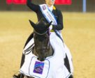 Yes, we did it again! The 2017 champions, Germany's Isabell Werth and Weihegold, were in a league of their own when winning today's sixth leg of the FEI World Cup™ Dressage 2017/2018 Western European League in Amsterdam (NED).