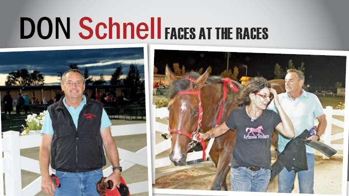 Thumbnail for Faces at the Races: Don Schnell