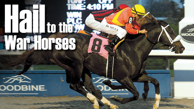 "Thumbnail for Hail to the ""War Horses"""