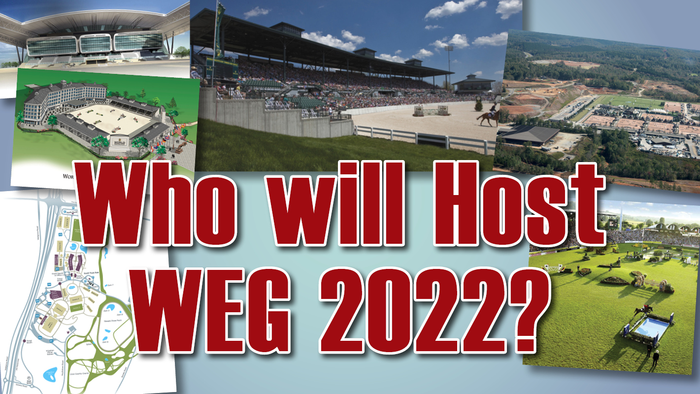 Thumbnail for Who Will Host the 2022 World Equestrian Games?