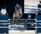 French rider Patrice Delaveau rode his fantastic Aquila HDC to win the Longines Grand Prix of Hong Kong at the Hong Kong Masters for the second time.