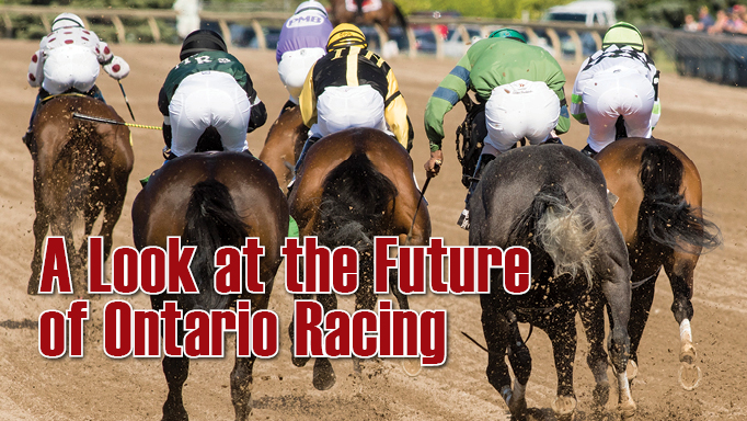 Dave Briggs Takes A Look at the Future of Ontario Racing