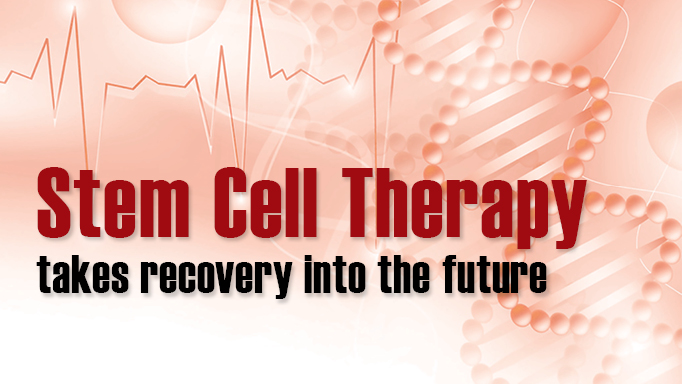 Thumbnail for Stem Cell Therapy Takes Recovery into the Future