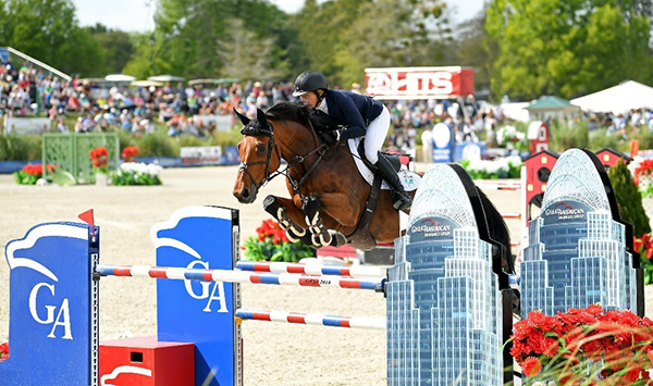 beezie madden wins 5th annual great american 1 million grand prix. Black Bedroom Furniture Sets. Home Design Ideas
