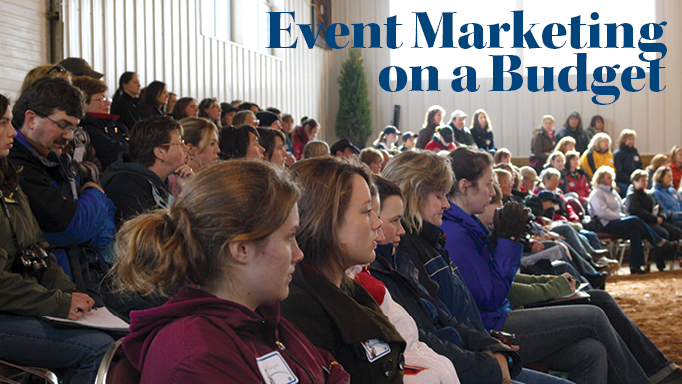 Thumbnail for Event Marketing on A Budget