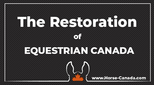 Thumbnail for The Restoration of Equestrian Canada