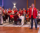 Canadian Cycling Olympian, Curt Harnett delivered a powerful keynote address at the #RideToTryon Red & White Social Event, speaking to the power of sport and encouraging equestrians to come together as a community for the 2018 FEI World Equestrian Games.