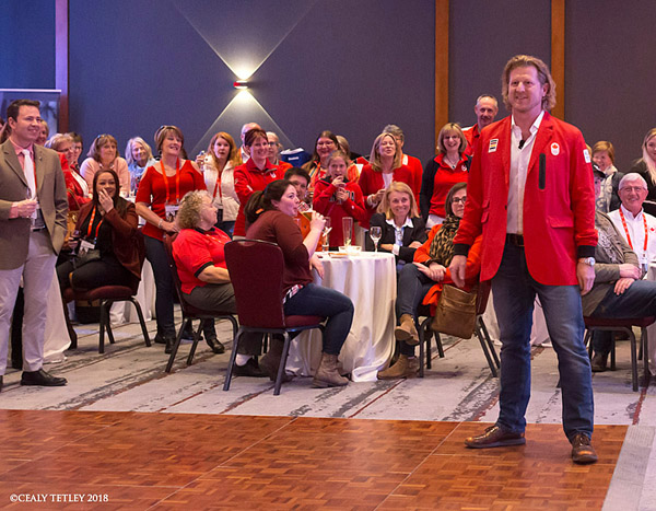 Thumbnail for 2018 Equestrian Canada Convention Kicks Off in Ottawa