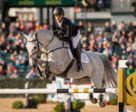 Andrew Ramsay and California 62 flew to the win of the Kentucky CSI3* Invitational Welcome Speed Cup at the Land Rover Kentucky Three-Day Event.