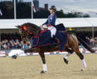 Charlotte Dujardin and Mount St John Freestyle.