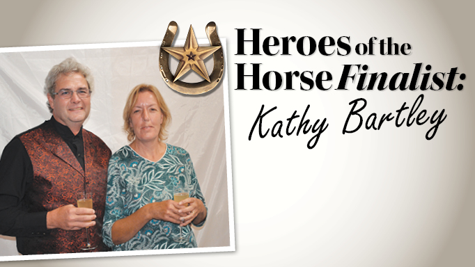 Thumbnail for Heroes of the Horse Finalist: Kathy Bartley