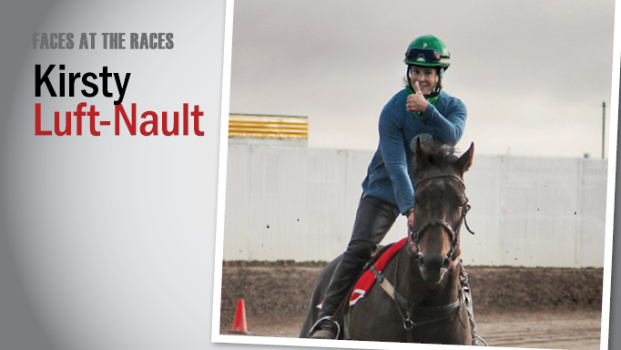 Thumbnail for Faces at the Races: Kirsty Luft-Nault
