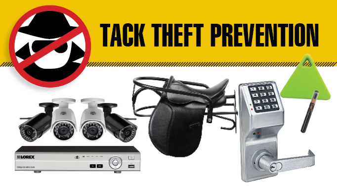 Thumbnail for Tack Theft Prevention