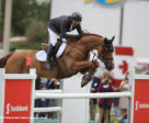 Eric Lamaze and Chacco Kid cruised to the win in the Scotiabank Cup.