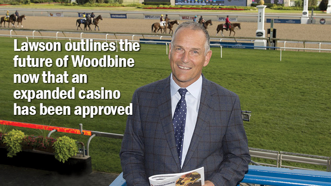 Thumbnail for Lawson on the Future of Woodbine