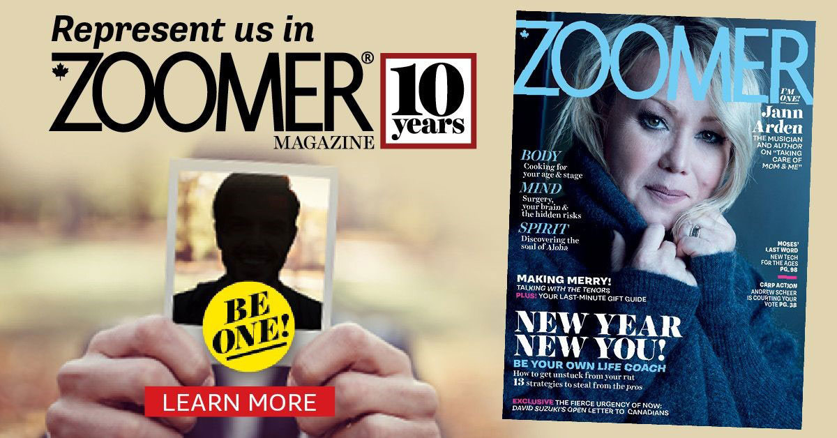 Thumbnail for Last Chance to Nominate an Equestrian to Appear in Zoomer Magazine