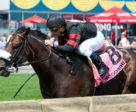 Delta Prince won the $182,350 King Edward Stakes at Woodbine. Photo by Michael Burns