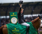 Marcus Ehning and Pret A Tout won the Rolex Grand Prix at CHIO Aachen.