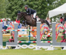 Jonathon Millar of Perth, ON, concluded the CSI3* Ottawa International Horse Show with a win in the $15,000 National Grand Prix, presented by CIBC Wood Gundy, on Sunday, July 22, at Wesley Clover Parks in Ottawa, ON. Photo by Ben Radvanyi Photography