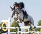 Keean White of Rockwood, ON, and Leilani won the $20,000 Open Welcome, presented by Wellings of Stittsville, on Thursday, July 12, at the Ottawa National Horse Show in Ottawa, ON. Photo by Ben Radvanyi Photography