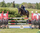 Sam Walker of Nobleton, ON, topped the $10,000 Under 25 Grand Prix, presented by MarBill Hill Farm, riding Quivive SZ on Friday, July 20, at the CSI3* Ottawa International Horse Show held at Wesley Clover Parks in Ottawa, ON.