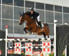 Beth Underhill and Count Me In won the $500,000 HITS Chicago Grand Prix.
