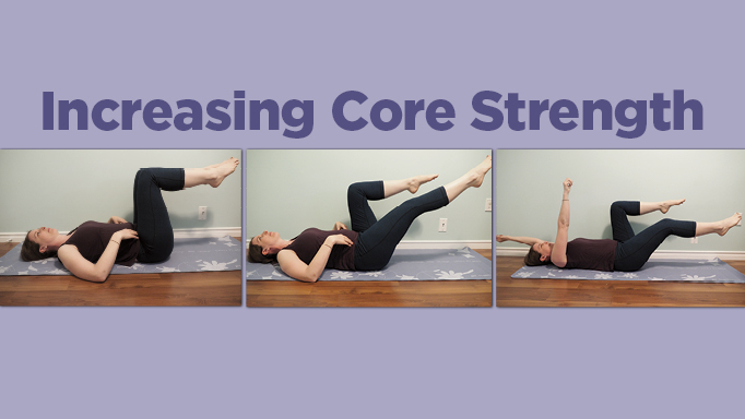 Thumbnail for Increasing Core Strength for Riders