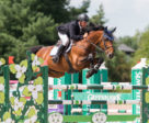 Jim Ifko of Calgary, AB, and Un Diamant des Forets won both the $35,500 CSI2* Jumper Classic and the $50,000 CSI2* Grand Prix at the Caledon Premier 2 show jumping tournament held August 8 to 12 at Caledon Equestrian Park in Caledon, ON. Photo by Ben Radvanyi Photography