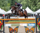 Jonathan McCrea and Aristoteles V captured the 2018 International Bromont Grand Prix.