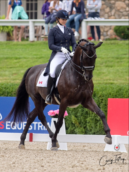 Canadian Young Riders Dressage Team Earn Gold! – Horse Canada