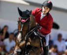 Rising star Felix Koller, 21, jumped two great clear rounds with Captain Future 3 to help Team Austria to victory at the Longines FEI Jumping Nations Cup™ of Hungary in Budapest (HUN).