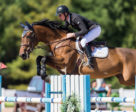 Daniel Coyle of Ireland riding Legacy won the $50,000 Caledon Cup – Phase Three, presented by HEP, Aviva Insurance, and Edge Mutual Insurance on Sunday, September 23, at the CSI2* Canadian Show Jumping Tournament in Caledon, ON. Photo by Ben Radvanyi Photography