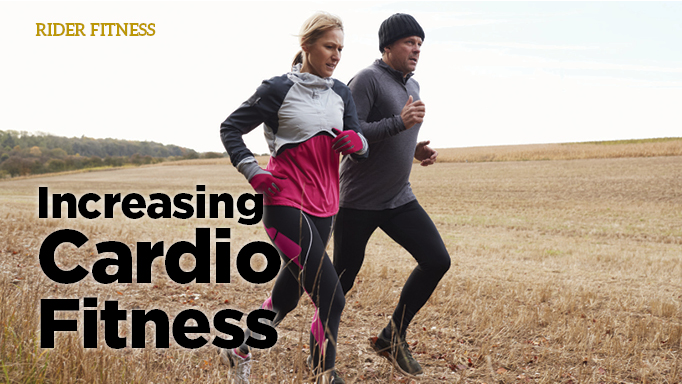 Thumbnail for Increasing Cardio Fitness for Riders