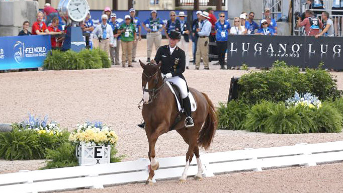 Thumbnail for Germany Claims Team Gold at WEG