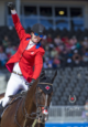 Selena O'Hanlon led the Canadian Eventing Team to an 11th place finish and took 27th individually aboard her veteran partner, Foxwood High.