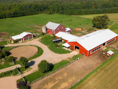 $998,000 for an established boarding stable in Owen Sound, Ontario