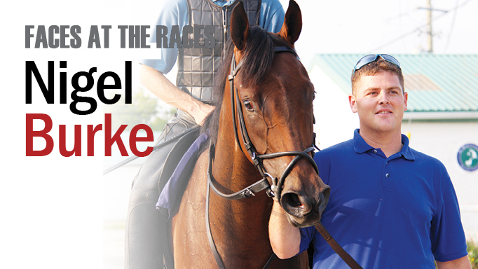Thumbnail for Faces at the Races: Nigel Burke