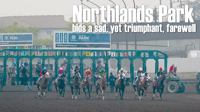 Thumbnail for Northlands Park Bids Farewell