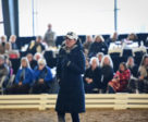 Olympic gold medallist and world record holder Charlotte Dujardin conducted a two-day master class at Caledon Equestrian Park.