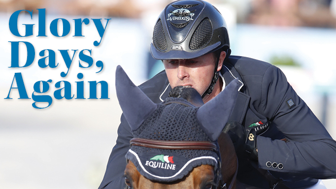 Thumbnail for Ben Maher: Glory Days, Again