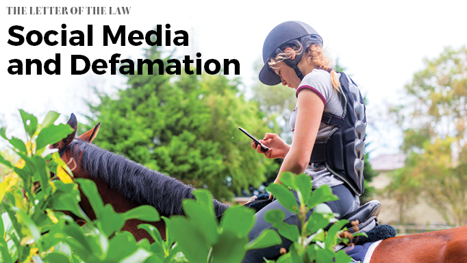 Thumbnail for Social Media and Defamation