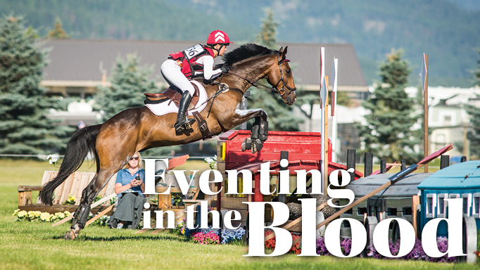 Thumbnail for Tosca Holmes-Smith: Eventing in the Blood