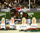 Mario Deslauriers and Barolina 2 had the best result for Canada.
